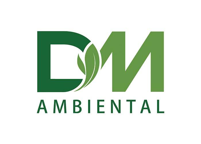 logomarca dm ambiental
