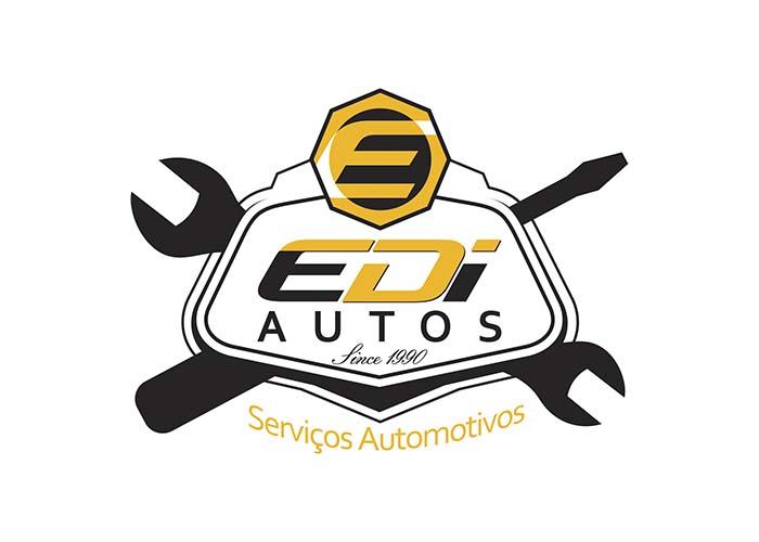 logomarca edi autos